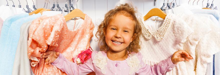 comment habiller sa petite fille pour un mariage