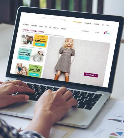 sites d'achats en ligne